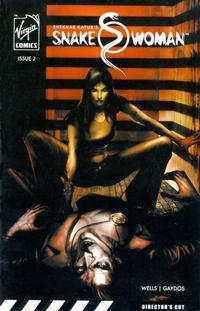 Cover for Snake Woman (Virgin, 2006 series) #2