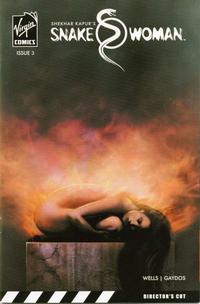Cover Thumbnail for Snake Woman (Virgin, 2006 series) #3