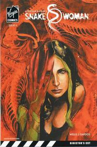 Cover for Snake Woman (Virgin, 2006 series) #4