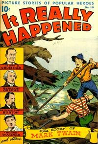 Cover Thumbnail for It Really Happened (Pines, 1944 series) #10