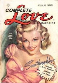 Cover Thumbnail for Complete Love Magazine (Ace Magazines, 1951 series) #v26#2 [158]