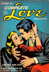 Cover Thumbnail for Complete Love Magazine (Ace Magazines, 1951 series) #v27#4 [166]