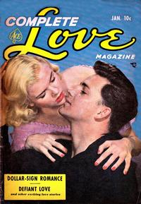 Cover Thumbnail for Complete Love Magazine (Ace Magazines, 1951 series) #v27#6 [168]