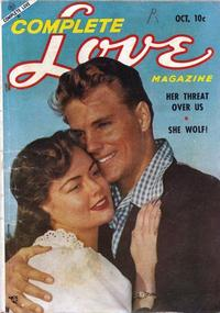 Cover Thumbnail for Complete Love Magazine (Ace Magazines, 1951 series) #v29#5 [173]