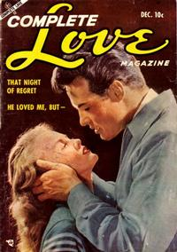 Cover Thumbnail for Complete Love Magazine (Ace Magazines, 1951 series) #v29#6 [174]
