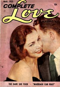 Cover Thumbnail for Complete Love Magazine (Ace Magazines, 1951 series) #v31#1 / 182