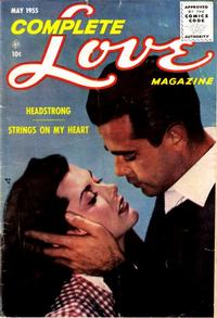 Cover Thumbnail for Complete Love Magazine (Ace Magazines, 1951 series) #v31#2 / 183