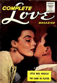 Cover Thumbnail for Complete Love Magazine (Ace Magazines, 1951 series) #v31#3 / 184