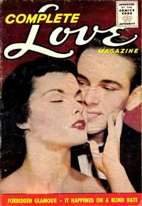Cover Thumbnail for Complete Love Magazine (Ace Magazines, 1951 series) #v31#5 / 186