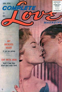 Cover Thumbnail for Complete Love Magazine (Ace Magazines, 1951 series) #v31#6 / 187