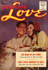 Cover Thumbnail for Complete Love Magazine (Ace Magazines, 1951 series) #v32#1 / 188