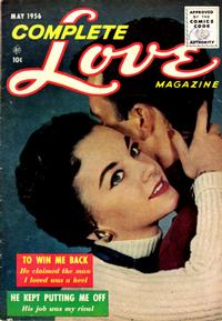 Cover Thumbnail for Complete Love Magazine (Ace Magazines, 1951 series) #v32#2 / 189