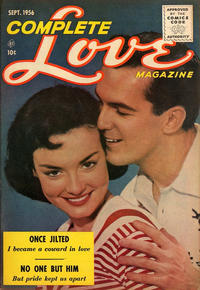 Cover Thumbnail for Complete Love Magazine (Ace Magazines, 1951 series) #v32#4 / 191