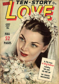 Cover Thumbnail for Ten-Story Love (Ace Magazines, 1951 series) #v29#3 [177]