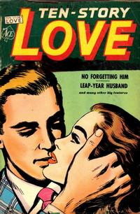 Cover Thumbnail for Ten-Story Love (Ace Magazines, 1951 series) #v30#4 [184]
