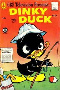 Cover Thumbnail for Dinky Duck (Pines, 1956 series) #17