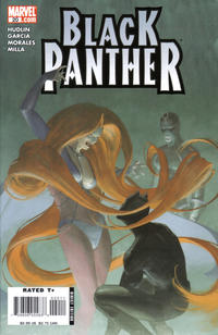 Cover for Black Panther (Marvel, 2005 series) #20