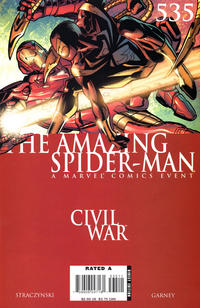 Cover Thumbnail for The Amazing Spider-Man (Marvel, 1999 series) #535