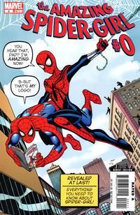 Cover Thumbnail for Amazing Spider-Girl (Marvel, 2006 series) #0