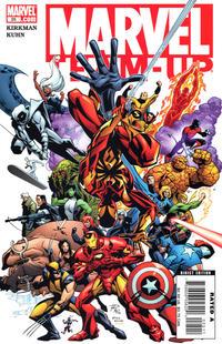 Cover Thumbnail for Marvel Team-Up (Marvel, 2005 series) #25