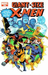 Cover Thumbnail for Giant-Size X-Men (Marvel, 2005 series) #3