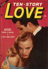 Cover Thumbnail for Ten-Story Love (Ace Magazines, 1951 series) #v33#3 / 195