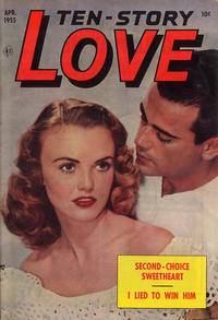 Cover Thumbnail for Ten-Story Love (Ace Magazines, 1951 series) #v35#3 / 201