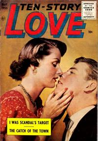 Cover Thumbnail for Ten-Story Love (Ace Magazines, 1951 series) #v35#4 / 202