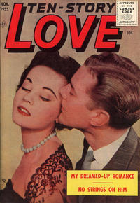 Cover Thumbnail for Ten-Story Love (Ace Magazines, 1951 series) #v36#1 / 205