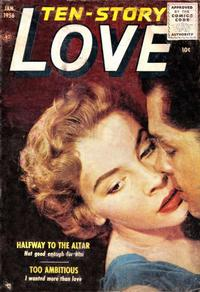 Cover Thumbnail for Ten-Story Love (Ace Magazines, 1951 series) #v36#2 / 206