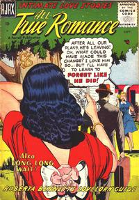 Cover Thumbnail for All True Romance (Farrell, 1955 series) #3 [31]