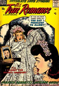 Cover Thumbnail for All True Romance (Farrell, 1955 series) #33
