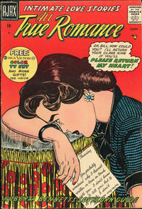 Cover Thumbnail for All True Romance (Farrell, 1955 series) #34