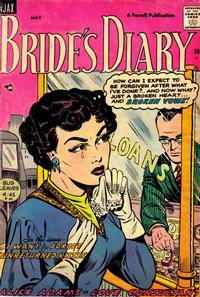 Cover Thumbnail for Bride's Diary (Farrell, 1955 series) #4