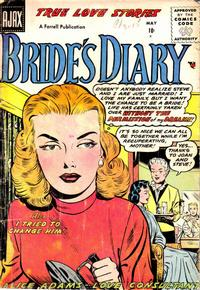Cover Thumbnail for Bride's Diary (Farrell, 1955 series) #9