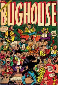 Cover Thumbnail for Bughouse (Farrell, 1954 series) #2