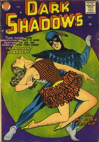 Cover Thumbnail for Dark Shadows (Farrell, 1957 series) #1