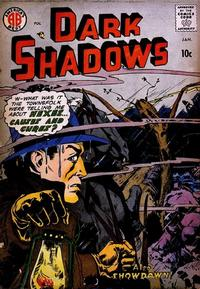 Cover Thumbnail for Dark Shadows (Farrell, 1957 series) #2