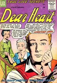 Cover Thumbnail for Dear Heart (Farrell, 1956 series) #16