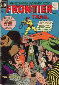 Cover Thumbnail for Frontier Trail (Farrell, 1958 series) #6