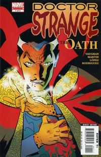 Cover Thumbnail for Doctor Strange: The Oath (Marvel, 2006 series) #1 [Direct Edition]