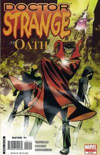 Cover Thumbnail for Doctor Strange: The Oath (Marvel, 2006 series) #2