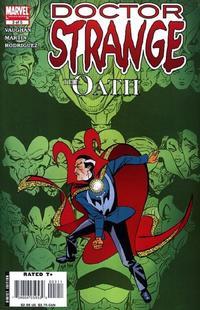Cover Thumbnail for Doctor Strange: The Oath (Marvel, 2006 series) #3