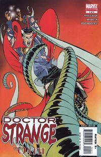 Cover Thumbnail for Doctor Strange: The Oath (Marvel, 2006 series) #4