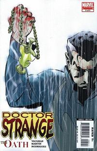 Cover Thumbnail for Doctor Strange: The Oath (Marvel, 2006 series) #5