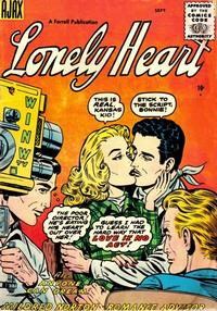 Cover Thumbnail for Lonely Heart (Farrell, 1955 series) #12