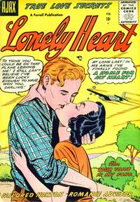 Cover Thumbnail for Lonely Heart (Farrell, 1955 series) #14