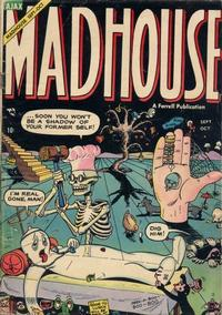 Cover Thumbnail for Madhouse (Farrell, 1954 series) #4