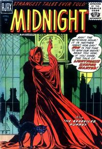 Cover Thumbnail for Midnight (Farrell, 1957 series) #1