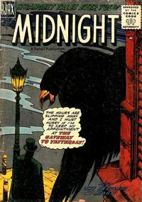 Cover Thumbnail for Midnight (Farrell, 1957 series) #2
